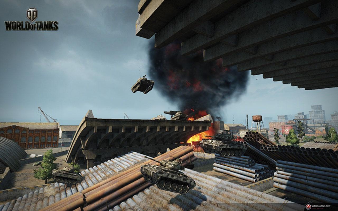 สนามแข่งสุดวิบาก มีทั้งเนิน ทั้งสะพานขาด ทั้งระเบิดเต็ม 2 ข้างทาง