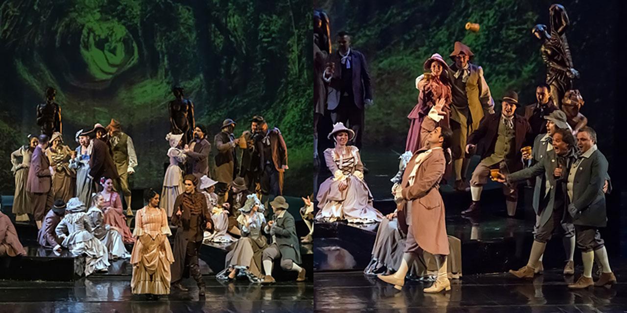 การแสดงโอเปร่าชุด Don Giovanni ของคณะ Lirico Italiano จากประเทศอิตาลี