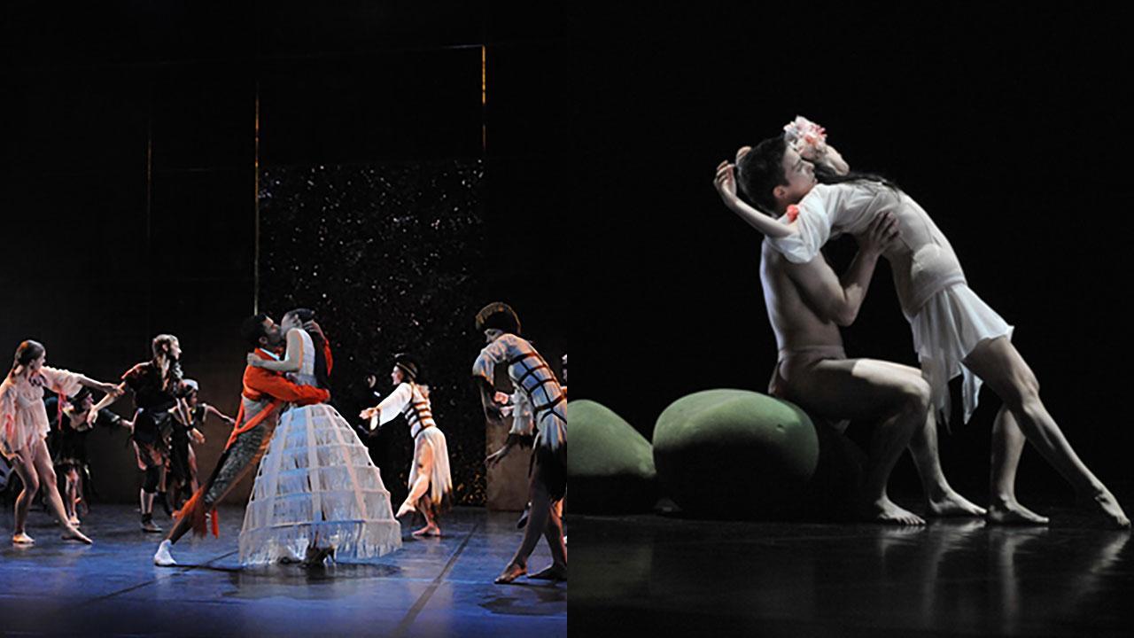การแสดงบัลเลต์ชุด Snow White ของคณะ Preljocaj จากประเทศฝรั่งเศส
