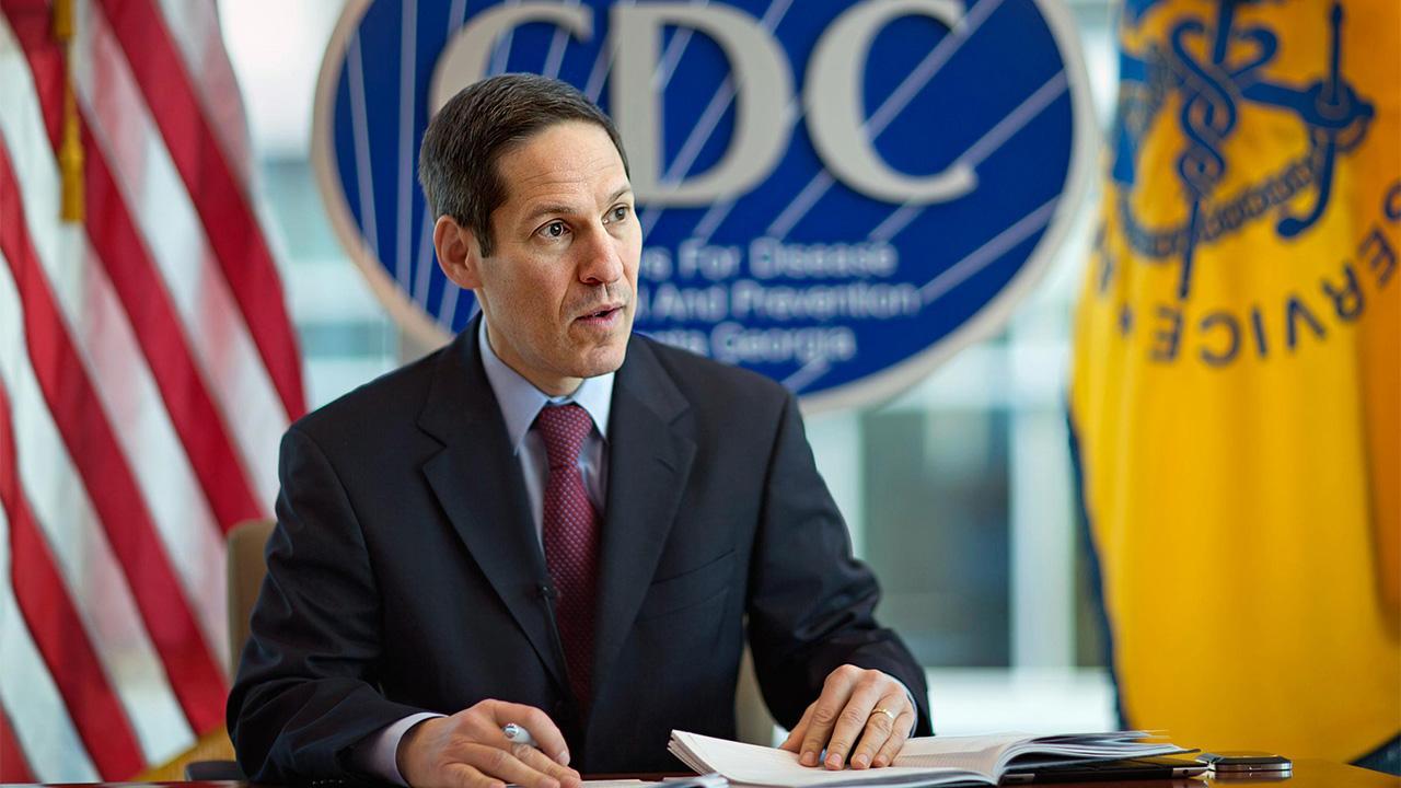 ดร.ทอม ฟรีเดน ผู้อำนวยการของซีดีซี