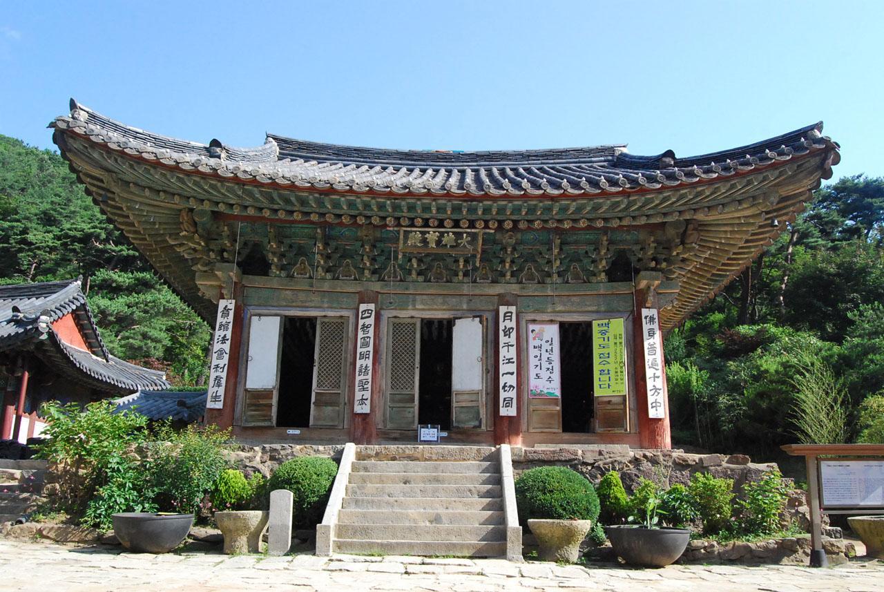 วัดชองดุง - Jeondeungsa