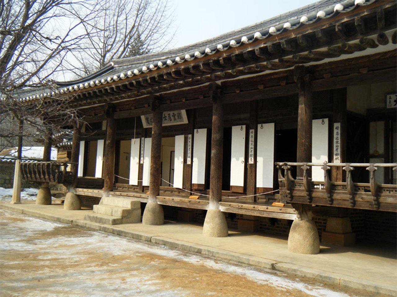 หมู่บ้านพื้นเมืองเกาหลี - Korean Folk Village