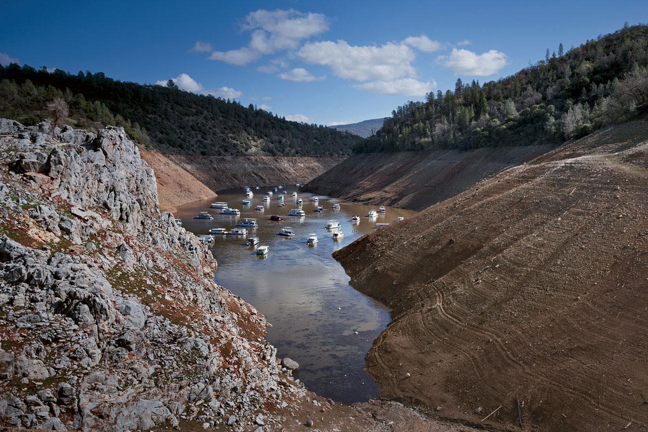 ทะเลสาบโอโรวิลล์ รัฐแคลิฟอร์เนีย