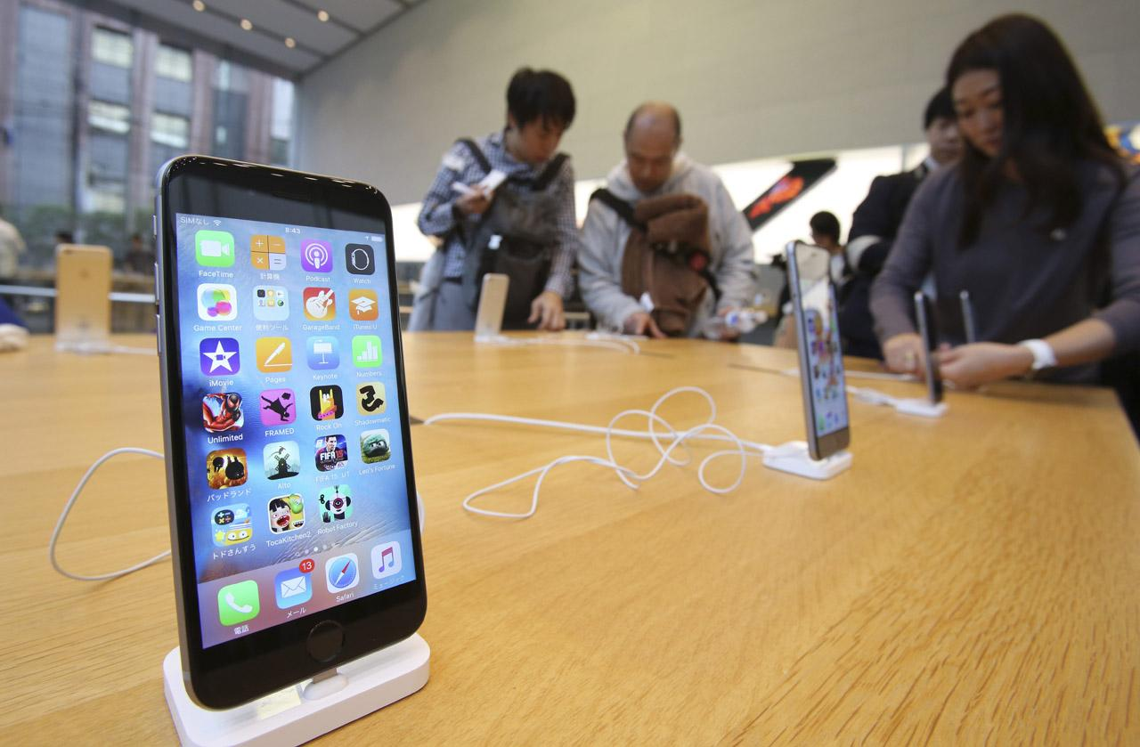 ยังไม่มีกำหนดขายไอโฟนใหม่ ในประเทศไทย