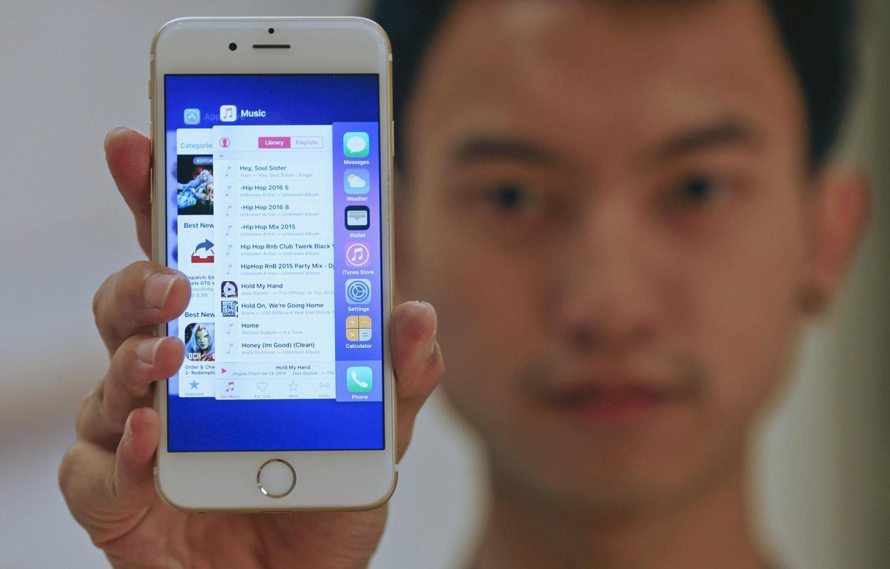 โฉมใหม่ของตระกูล iOS 9 ใครอัพเดตแล้วบ้าง?