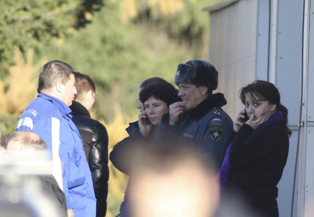 ทีมเจ้าหน้าที่รัสเซียร่วมหารือโศกนาฏกรรมเที่ยวบิน 9268