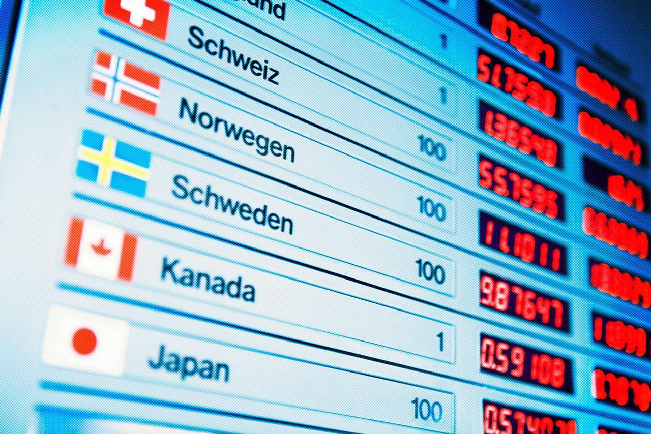 เช็กอัตราค่าเงินก่อนเที่ยว ประเทศไหนถูกกว่า