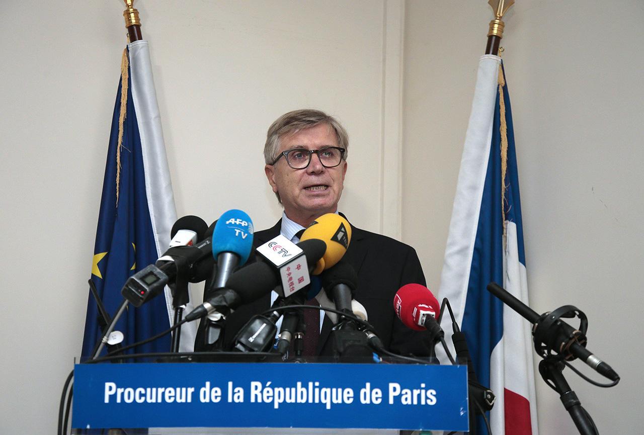 นายเซอร์เชอ มาโกวิยาค รองอัยการฝรั่งเศส (ภาพ: AFP)
