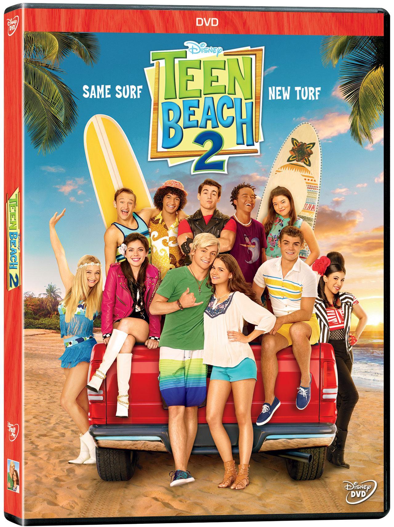 Teen Beach Movie 2 : หาดสวรรค์ วันฝัน วัยใส 2