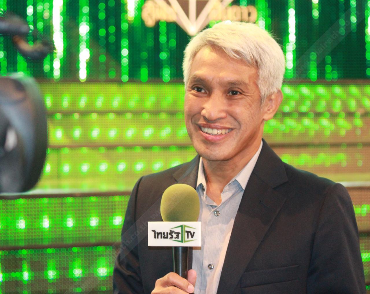 ประธานเจ้าหน้าที่บริหาร บริษัท เจ เอส แอล โกลบอล มีเดีย ให้สัมภาษณ์ ไทยรัฐทีวี
