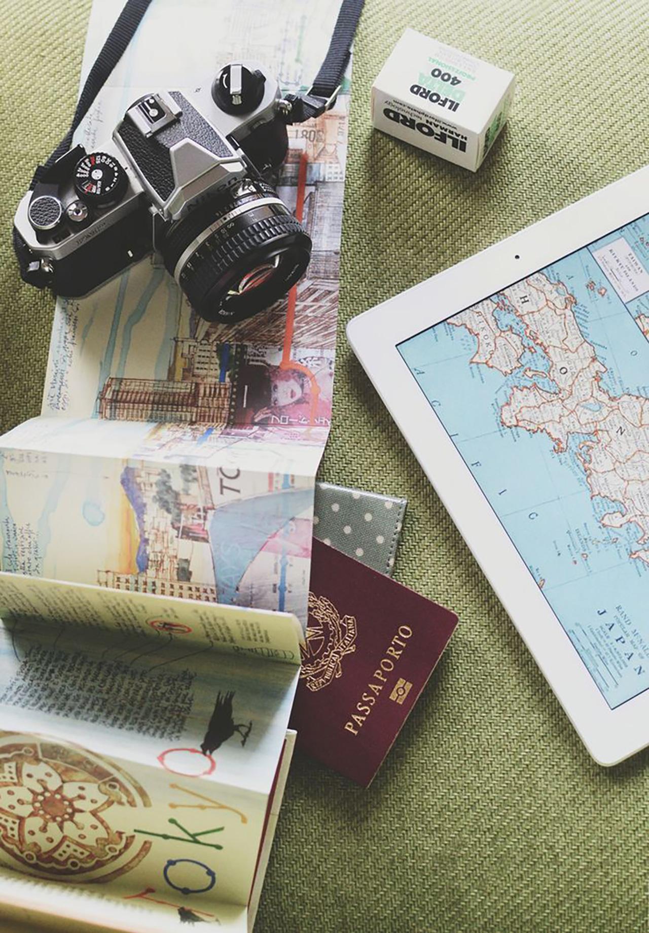 ชอบท่องเที่ยวรอบโลก ต้องเตรียมหนังสือเดินทางให้พร้อมไว้เสมอ