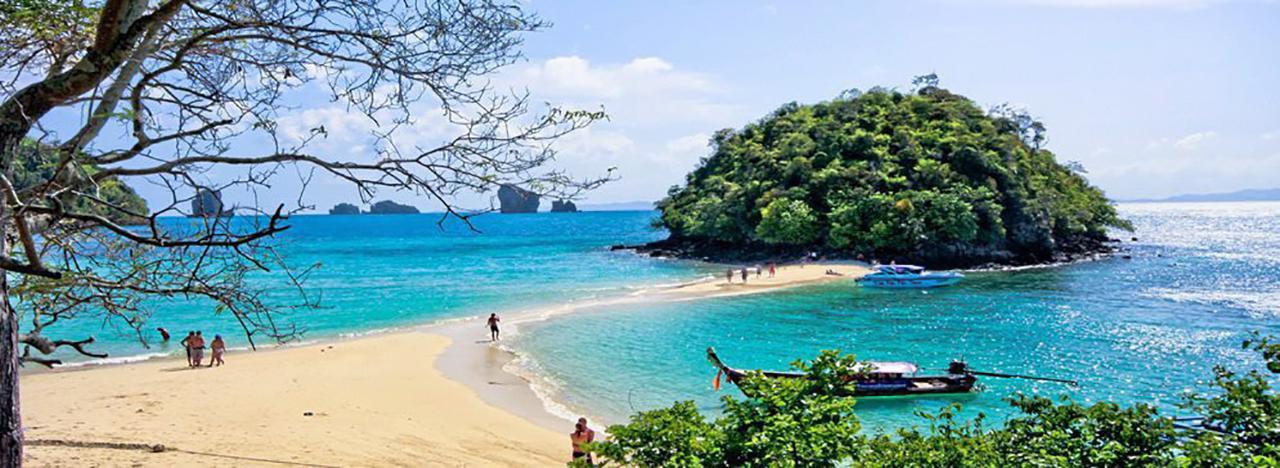 ความสวยงามของท้องทะเลไทย.