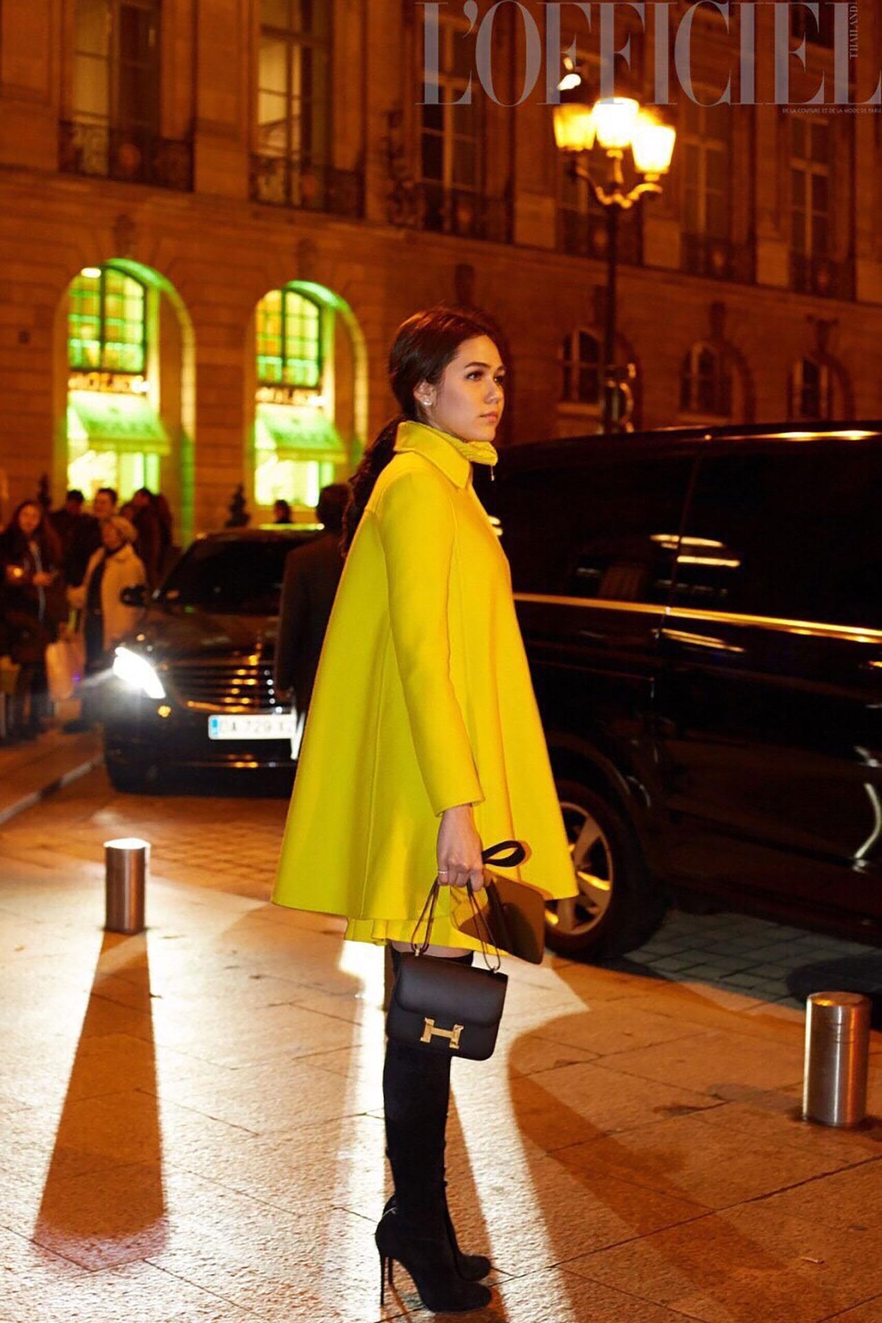 ไปร่วมชมแฟชั่นโชว์ของแบรนด์ Versace