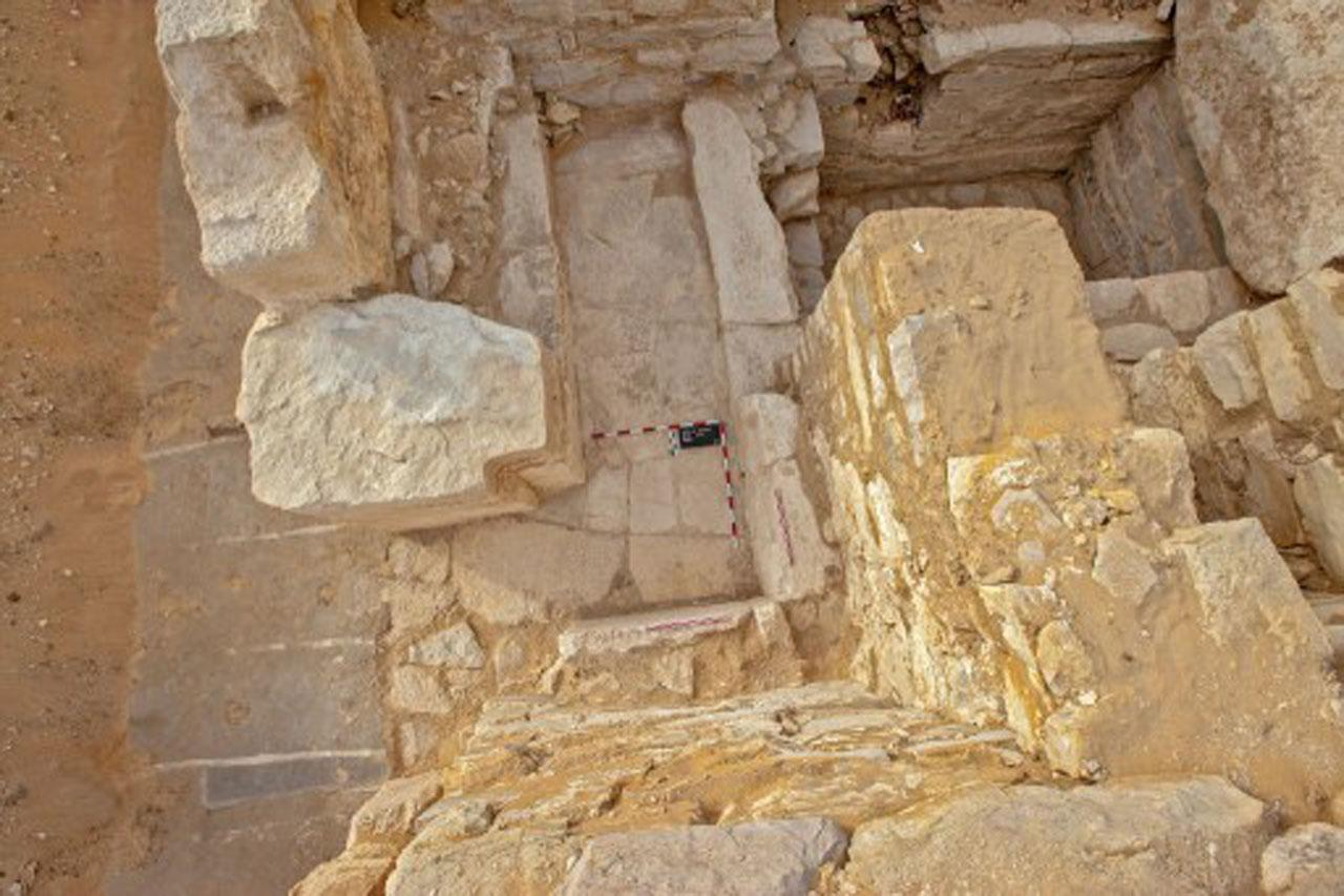 กระทรวงโบราณวัตถุอียิปต์เผยแพร่ภาพ หลุมพระศพพระราชินีเคนทาคาเวสที่3