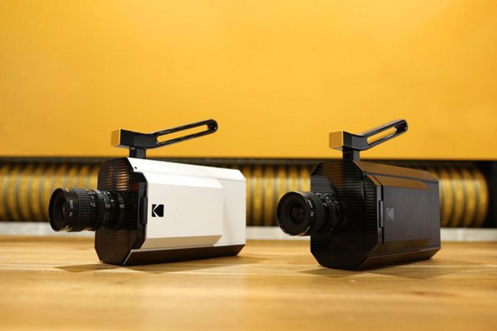 กล้องถ่ายภาพยนตร์ 8 มม.ของโกดัก ที่จะนำมาผลิตอีกครั้ง