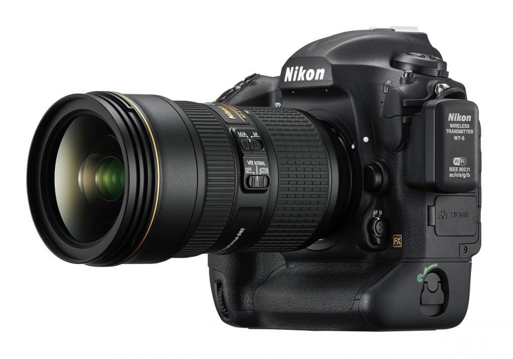 กล้องดีเอสแอลอาร์ Nikon  D5