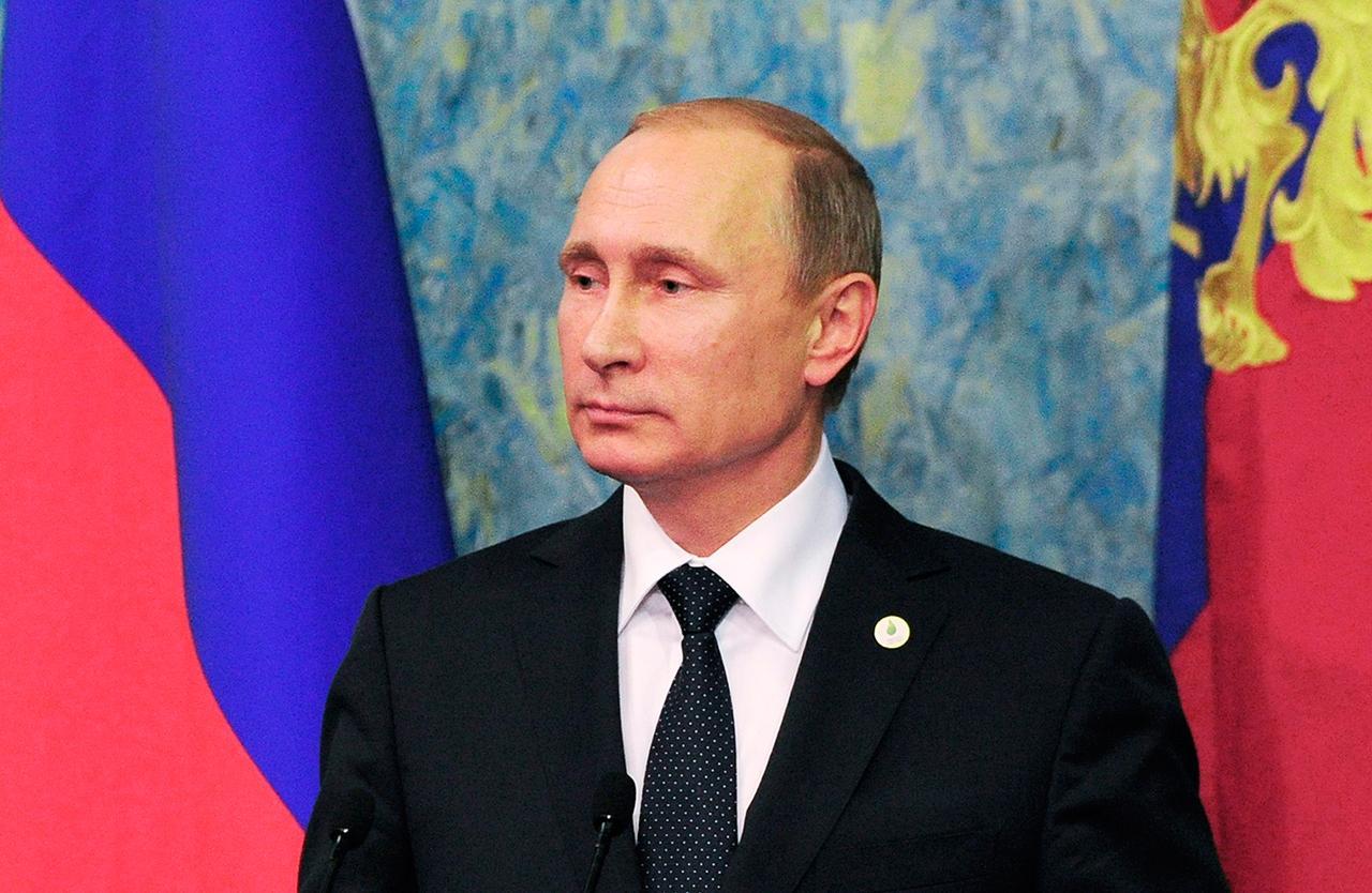 งานนี้...ประธานาธิบดีวลาดิเมียร์ ปูตินของรัสเซีย ไม่ยอม
