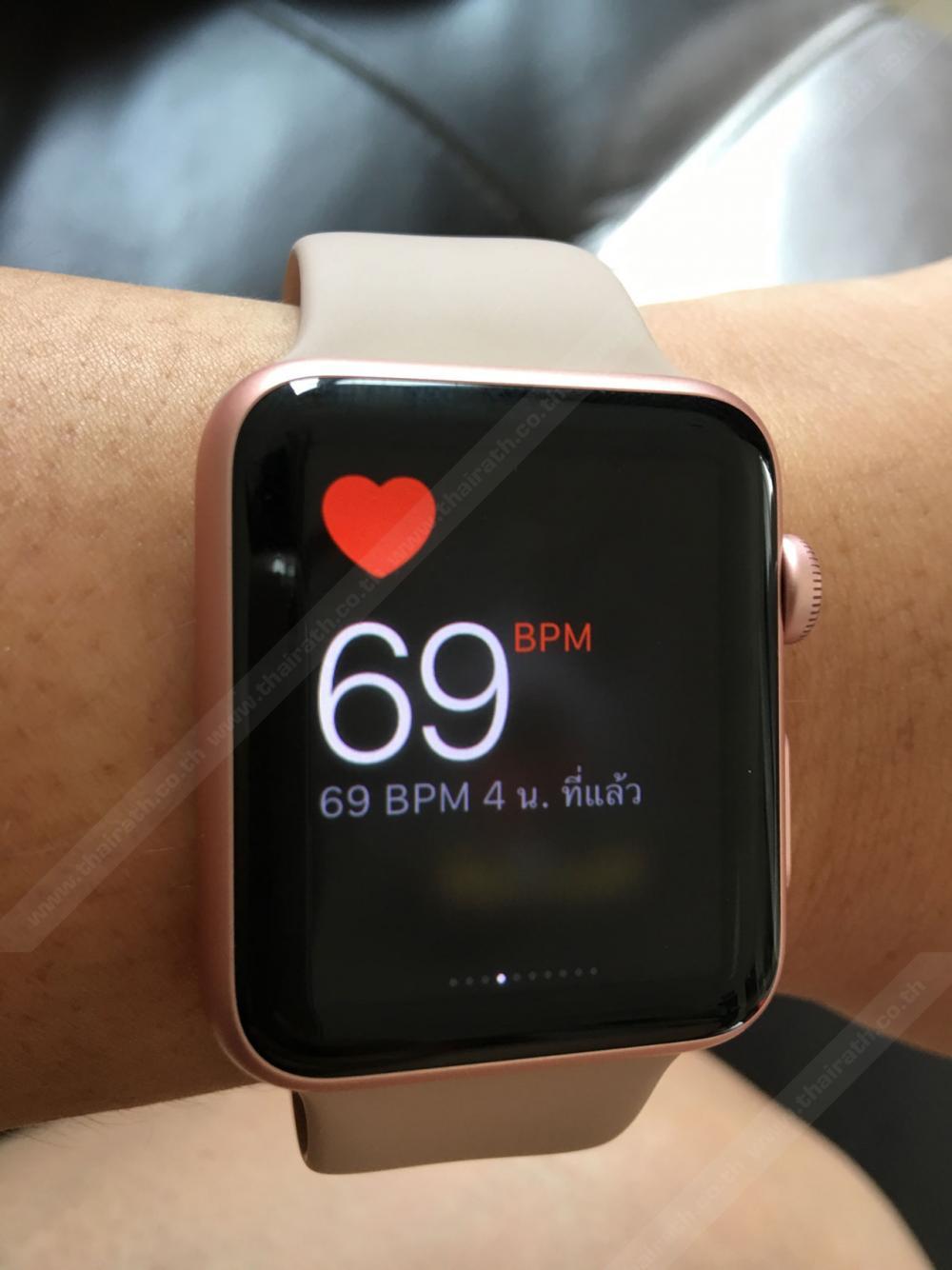 วัดระดับการเต้นหัวใจ...คุณสมบัติที่หลายๆ คนต้องการจากอุปกรณ์สนับสนุนการออกกำลังกาย