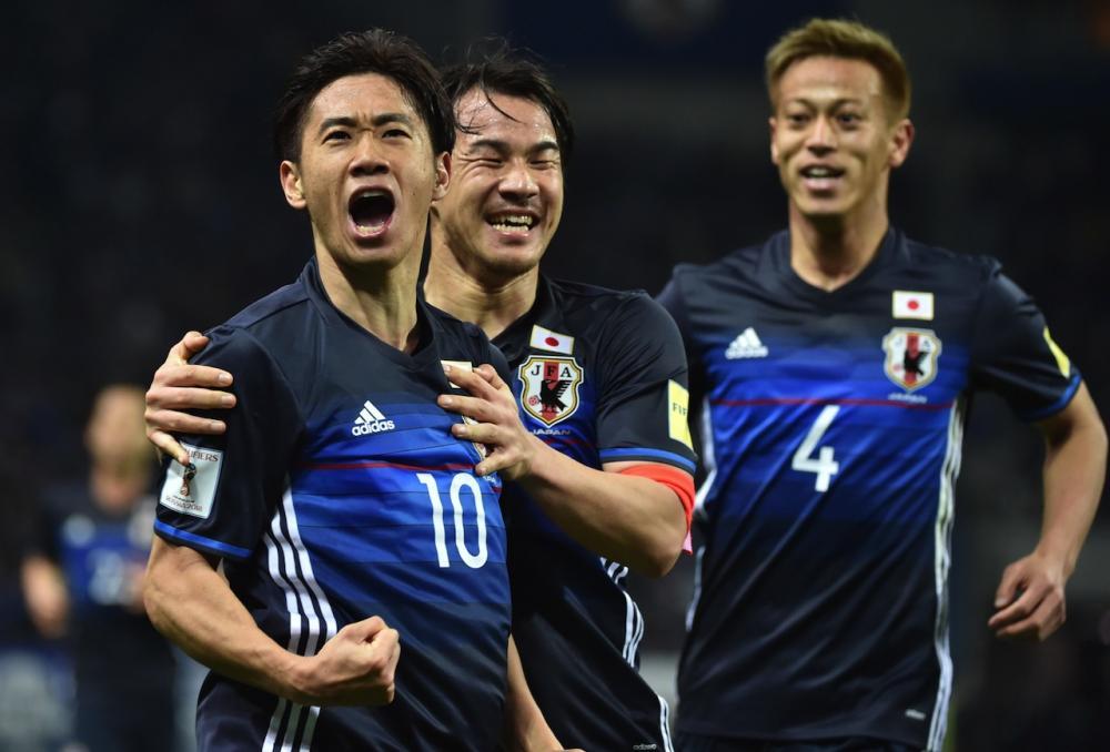 ทีมชาติญี่ปุ่นถึงแม้จะออกตัวช้า แต่ยังโชว์ฟอร์มได้อย่างคงเส้นคงวา