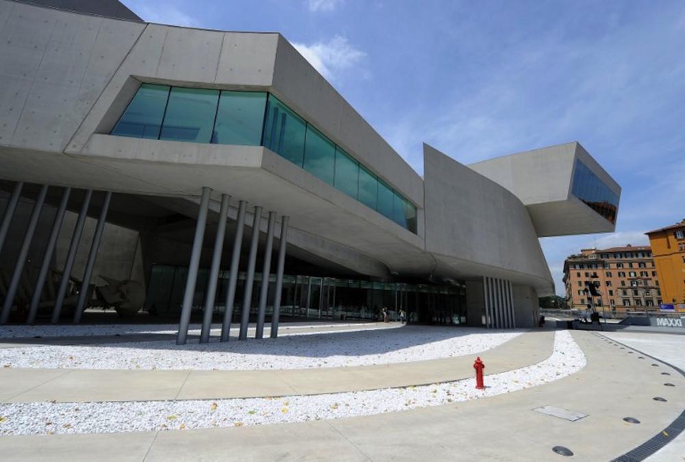 พิพิธภัณฑ์แห่งชาติ แม็กซ์ซี ในอิตาลี (ภาพ: AFP)