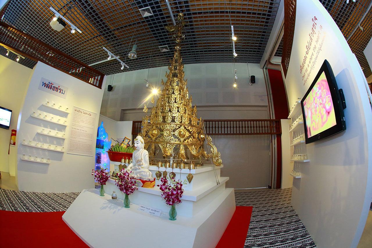 ชมรากเหง้าสองวัฒนธรรมไทย-พม่า