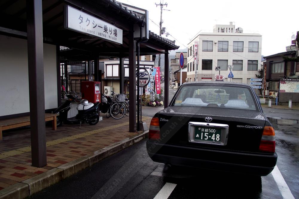 ใช้บริการแท็กซี่ญี่ปุ่นไม่ต้องให้ทิป