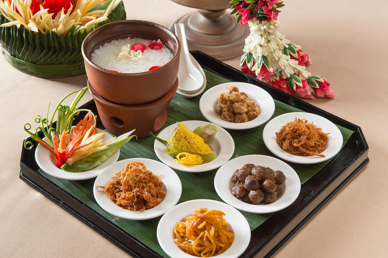 ชิมข้าวแช่อร่อย สูตรชาววัง