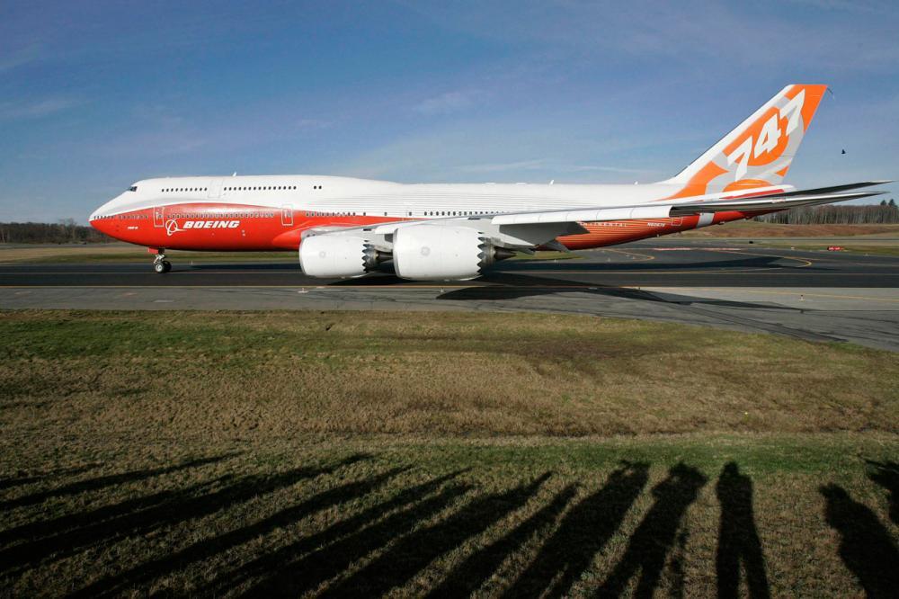 เครื่องบินโบอิ้ง 747-8