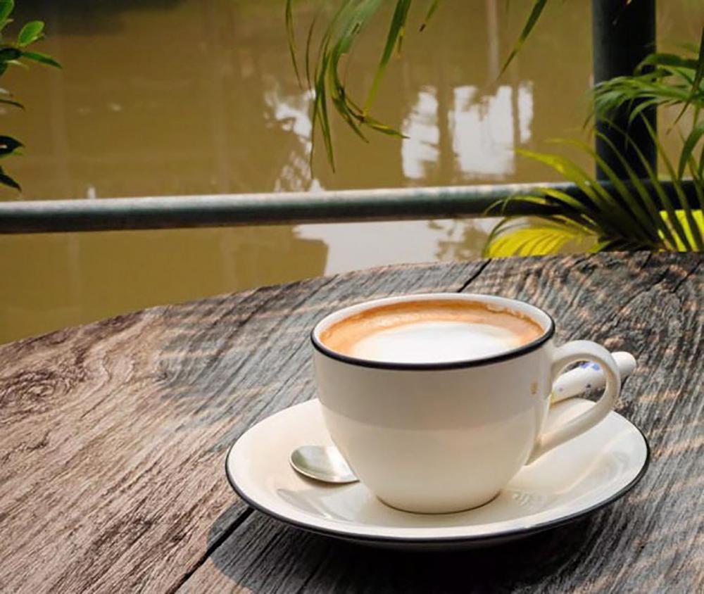 กาแฟขม..หอมกรุ่น.