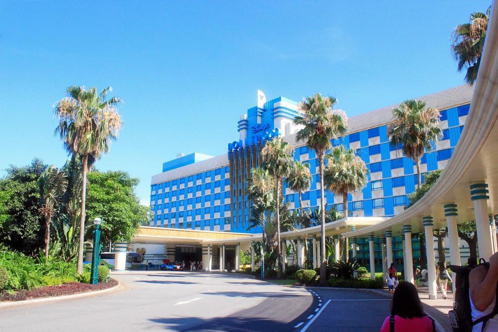โรงแรมดิสนีย์ ฮอลลีวูด