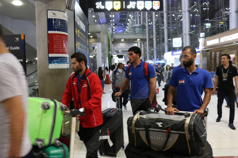 ทัพซีเรีย ถึงประเทศไทย เป็นทีมสุดท้าย