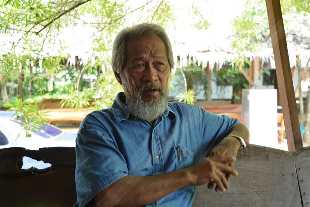 ดร.เกริก มีมุ่งกิจ เป็นทั้งครู และ กูรูด้านเกษตร