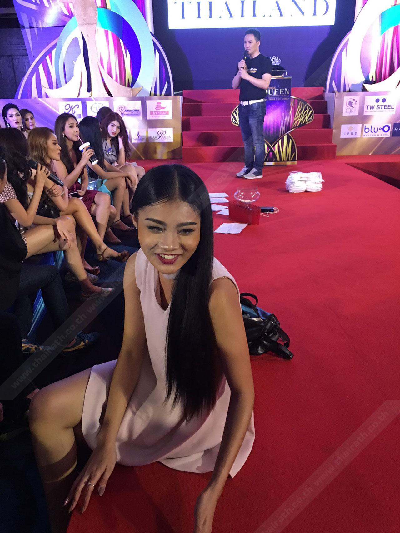 มิลค์ ภัทลดา กุลภัคธนภัทร์ รองอันดับ 1 มิสไทยแลนด์เวิลด์ Miss Thailand World 2016