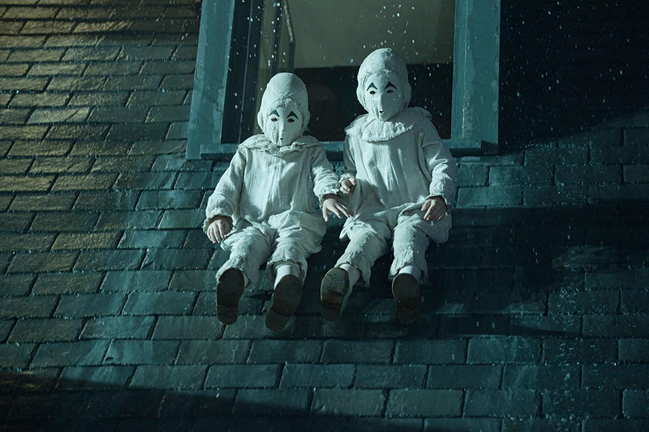 อยากรู้ไหมว่าฝาแฝดหน้าตาจริงๆเป็นยังไง...ขนลุก!