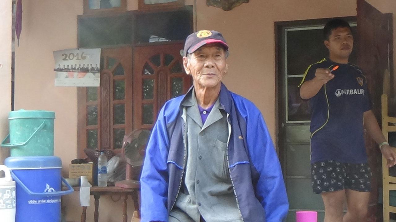 เจ้าของอู่เมืองแพร่ วัย 84 ปี หวังจะมีเนื้อคู่ดูแลกันในช่วงบั้นปลายของชีวิต