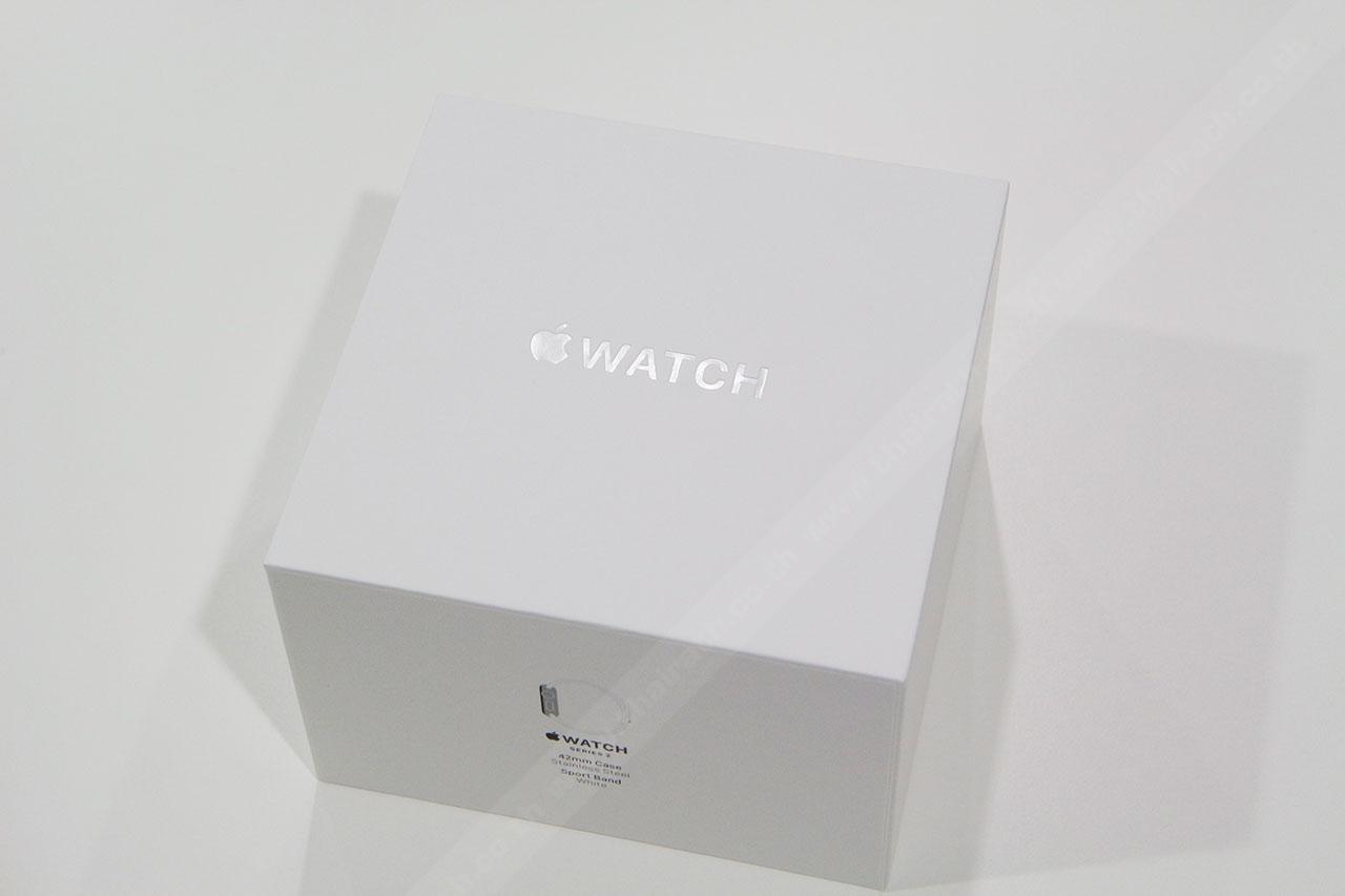 แอปเปิล วอตช์ ซีรีส์ 2 ดีไซน์ใหม่ตั้งแต่กล่อง...