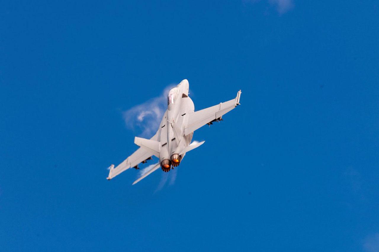 ยอดการสั่งของคูเวตจะทำให้สายการผลิต  F/A-18E/F ซุปเปอร์ฮอร์เน็ต ยาวไปจนถึงปี 2020