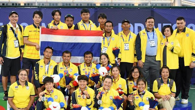 """""""บิ๊กเอ๋"""" เล็งดันดาวรุ่งไทย ลงล่าทองซีเกมส์ 2021 ที่เวียดนาม"""