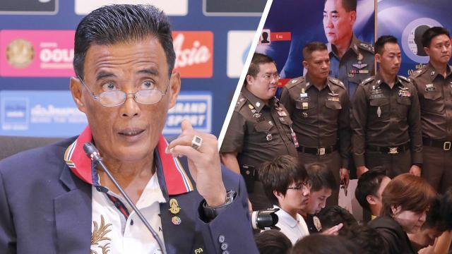 """""""ส.บอล"""" แจ้งความกองปราบหลังผู้ตัดสินไทยลีก 3 ส่อแววล็อกผลแข่ง"""