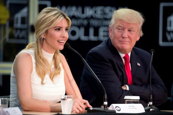 อิวานกา ลูกสาวคนสวยของประธานาธิบดีสหรัฐฯ