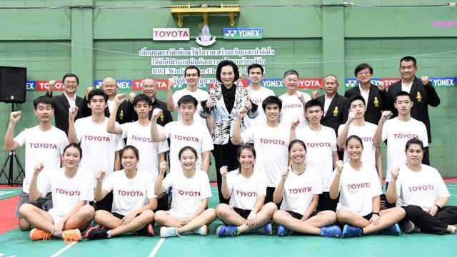 """""""ปัทมา"""" เชื่อดาวรุ่งไทยสุดแกร่ง พร้อมลุยศึกขนไก่เยาวชนโลก"""