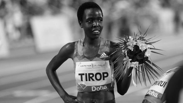 จับกุมสามีนักวิ่งสาวเคนยา เจ้าของสถิติโลก 10 กม. ต้องสงสัยเป็นผู้ลงมือฆ่า