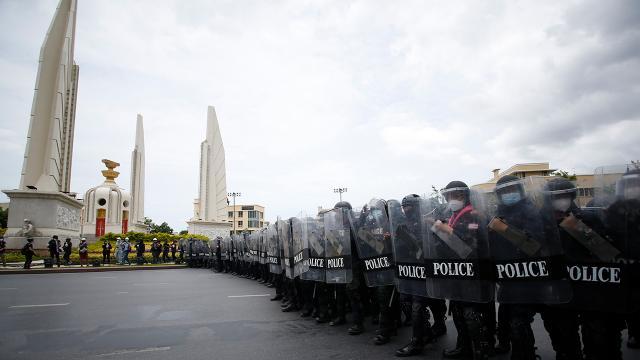สิทธิคนไทยที่โลกข้องใจ