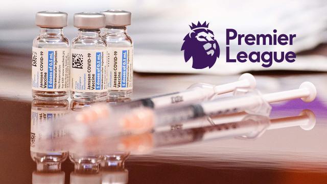 """น้อยจนน่าตกใจ """"พรีเมียร์ลีก"""" เล็งให้รางวัลทีมที่ฉีดวัคซีนโควิด-19 ในอัตราสูง"""