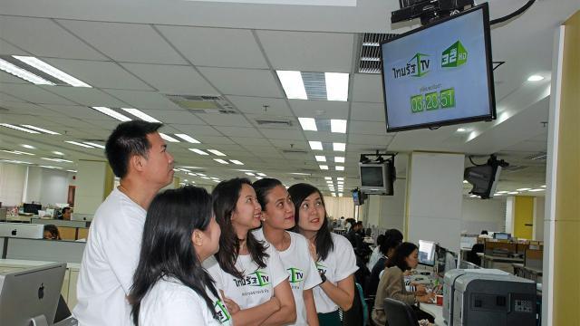 ท็อป 5 ทีวีไทย