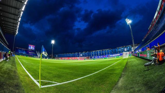 """""""บีจี ปทุม ยูไนเต็ด"""" ได้เฮหลังผู้ว่าฯไฟเขียวให้แฟนบอลเข้าสนาม 25%"""