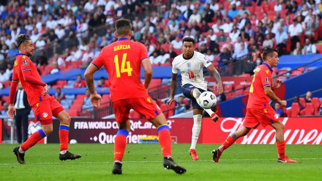 อังกฤษ แรงต่อเนื่อง เปิดรังอัด อันดอร์รา 4-0 รั้งจ่าฝูงคัดบอลโลก
