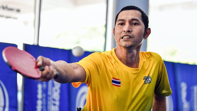 ปิงปองชายไทยทะยานตัดเชือก การันตีทองแดงในศึกพาราลิมปิกเกมส์