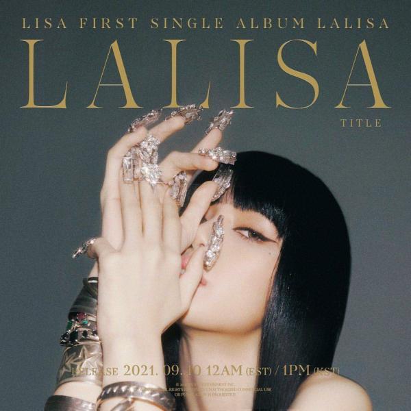 ลิซ่า Blackpink ขอบคุณภาพจากไอจี @lalalalisa_m