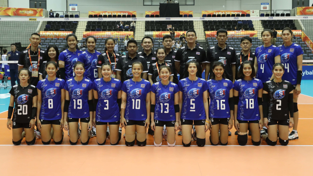 """ไร้ฟิลิปปินส์ """"วอลเลย์บอลหญิงทีมชาติไทย"""" ได้สิทธิ์ """"ชิงแชมป์โลก 2022"""""""